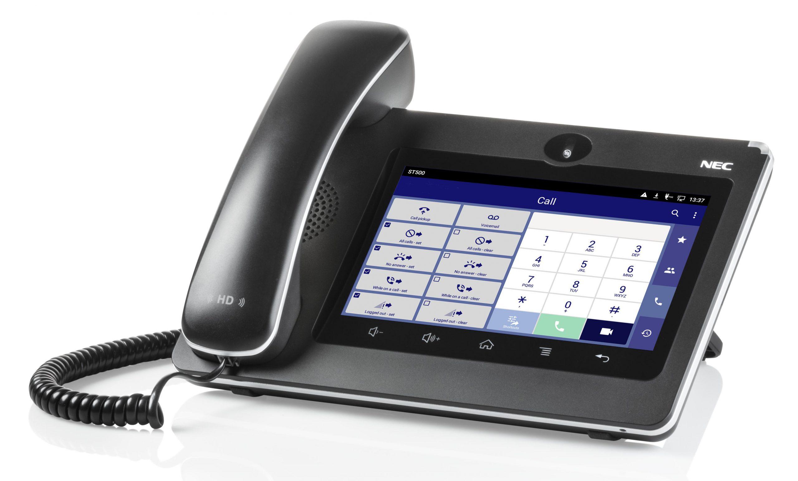 NEC phone 1