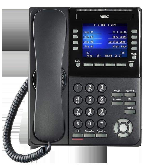 NEC phone 1a